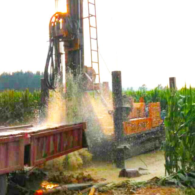 专业打井钻井施工