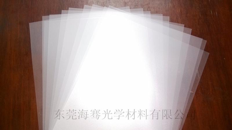 亮雾PC卷材-中砂/光面