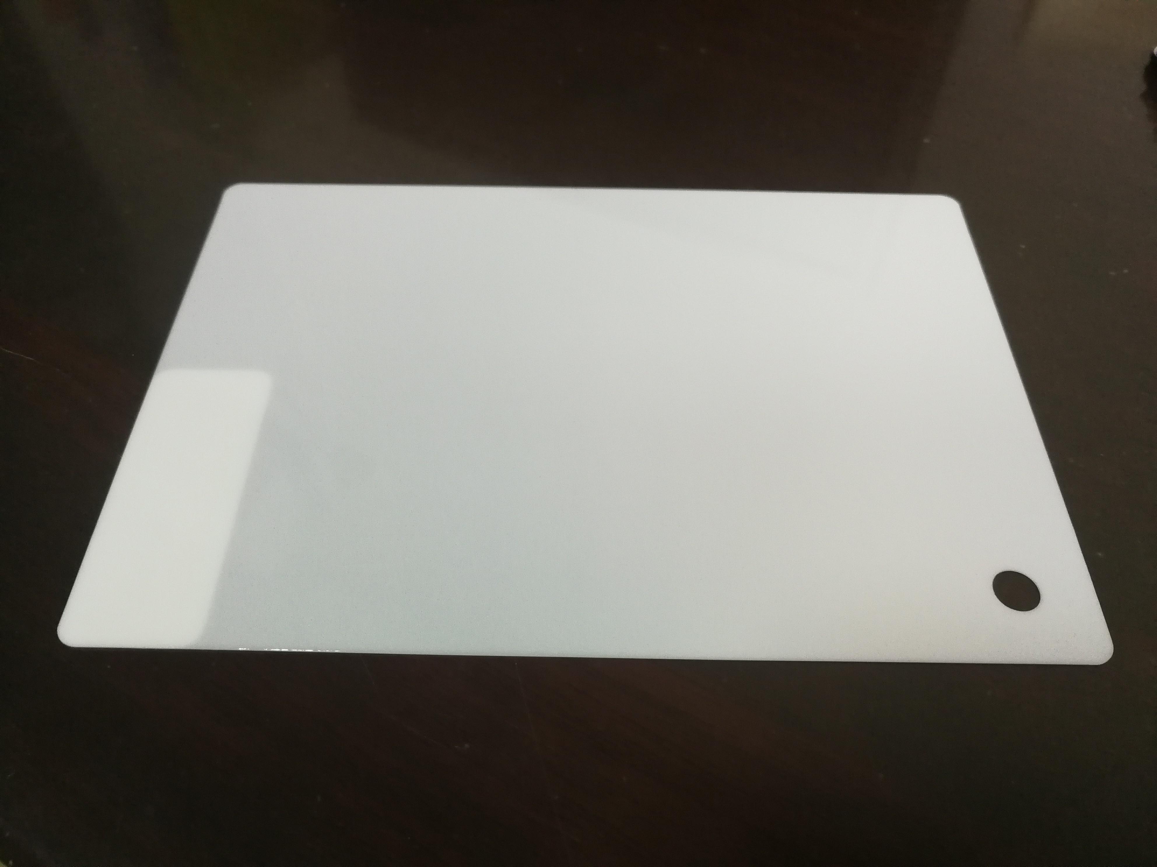 PC颜色片-白色