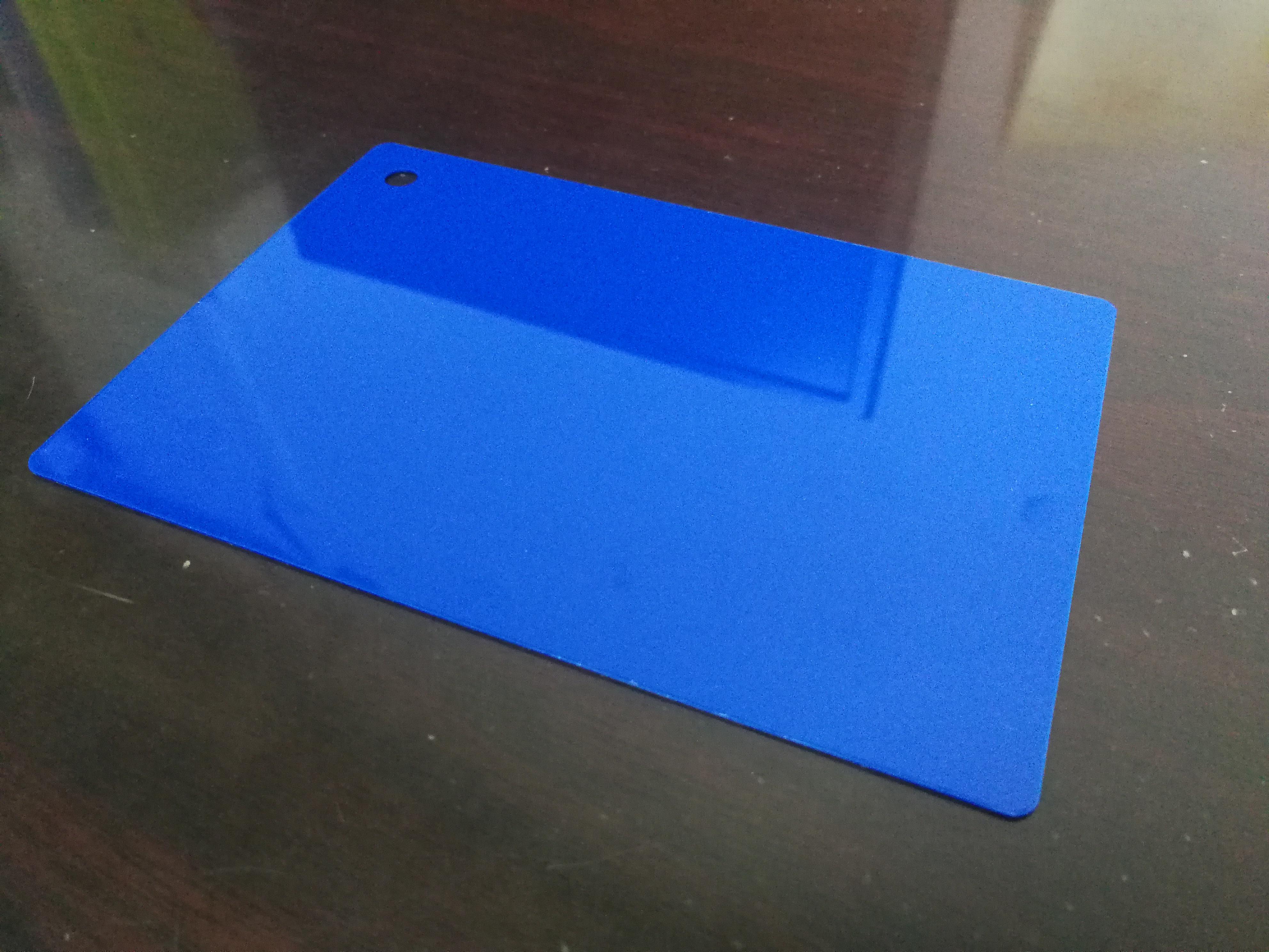PC颜色片-天蓝色