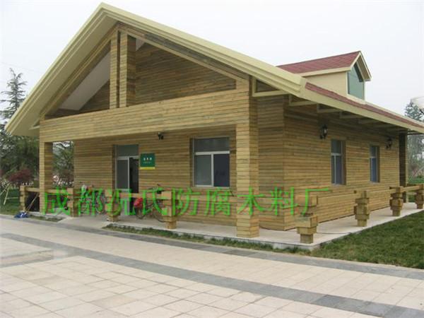 四川防腐木屋厂家