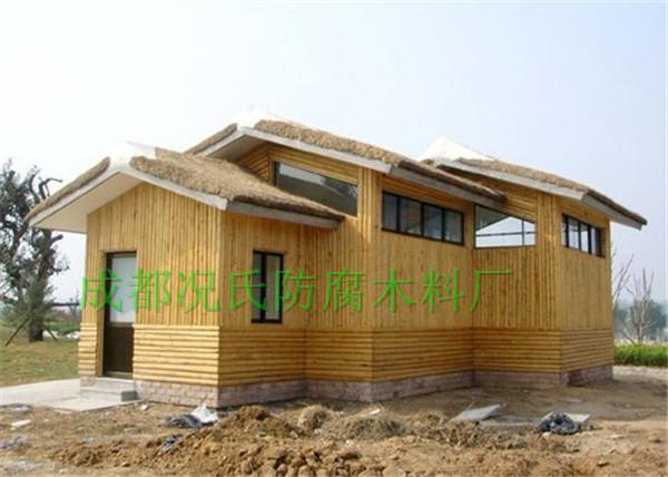 防腐木工程报价