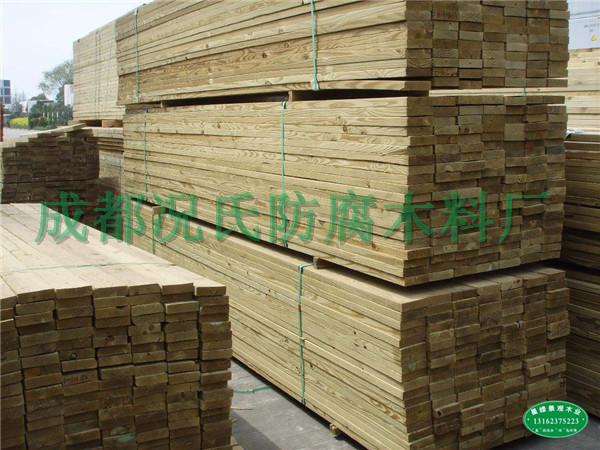 成都防腐木价格