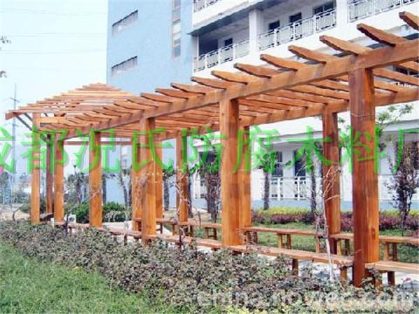 四川防腐木生产厂