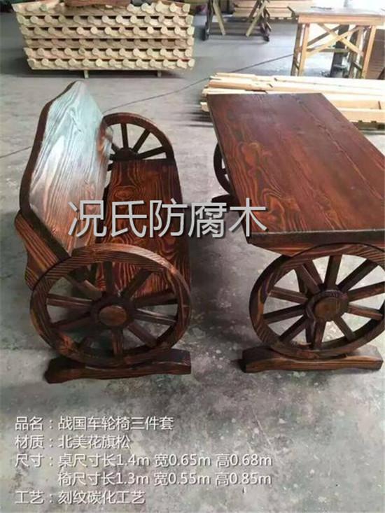 四川防腐木凉亭制作价格