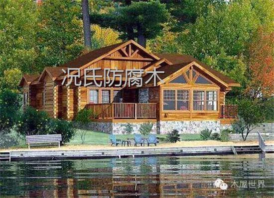 四川防腐木木屋制作