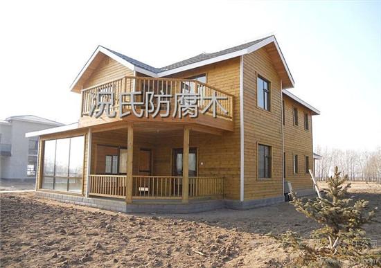 四川防腐木木屋施工价格