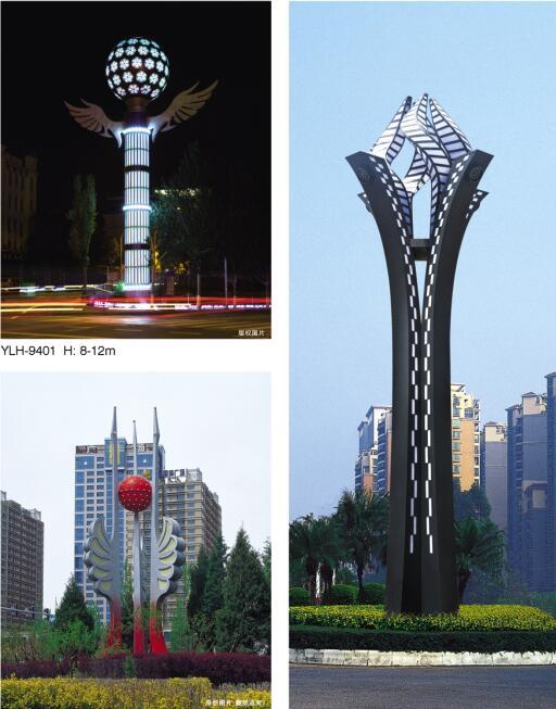 贵州道路景观灯设计