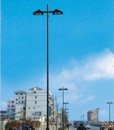 贵州广场高杆灯