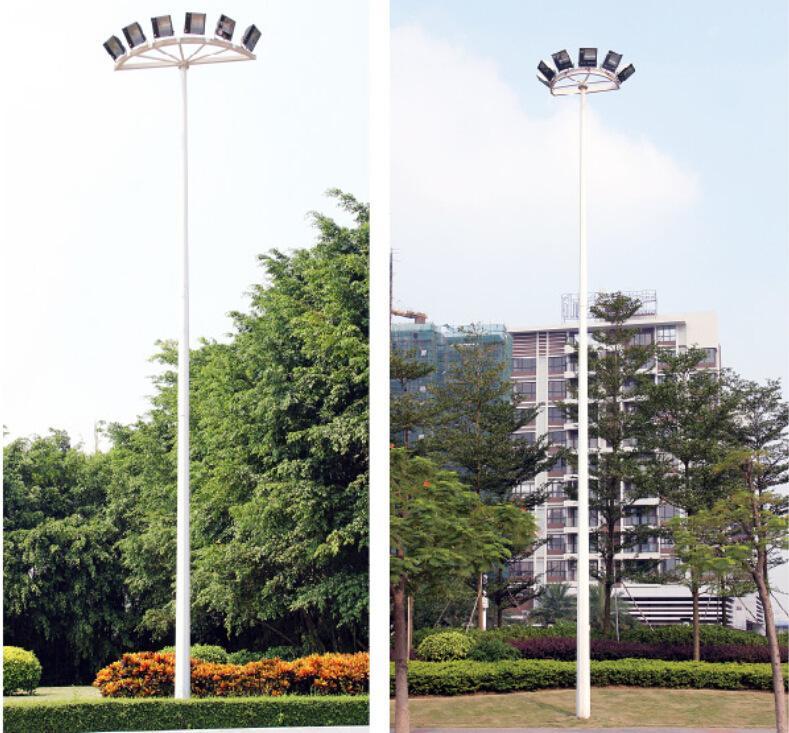 安顺广场高杆灯