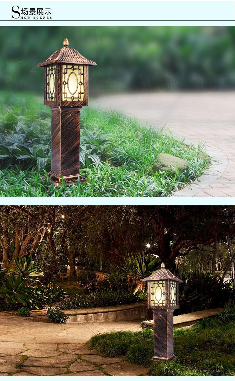 六盘水草坪灯