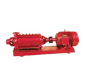 卧式消防高压多级水泵