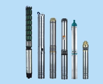 不锈钢井用潜水电泵