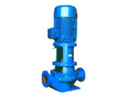 单吸立式管道泵