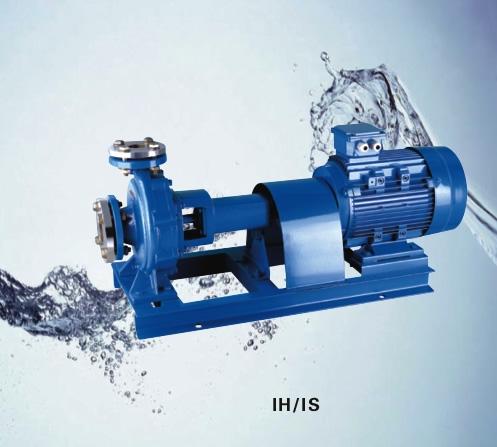 单级单吸不锈钢离心泵