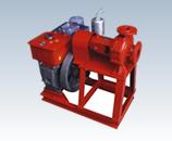柴油机组消防泵