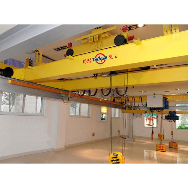 新型桥式起重机(20~5T副起升采用电动葫芦机构)
