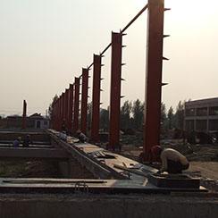 呼和浩特钢结构工程