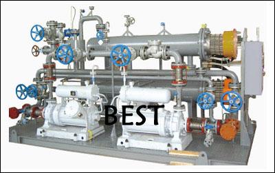 有机热载体电加热成套系统