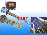 防爆型天然气氨气乙炔气电加热器