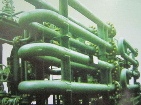 海洋原油电加热器撬块系统