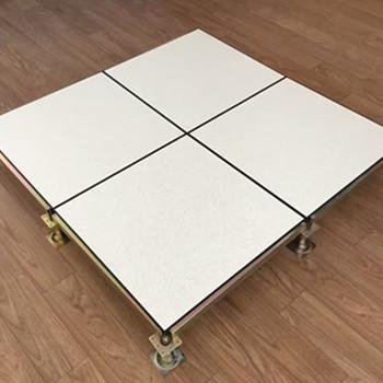 全钢地板防静电地板如何使用更好 如何挑选优质的防静电地板?