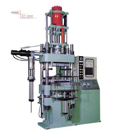 矽利康射出成型机械