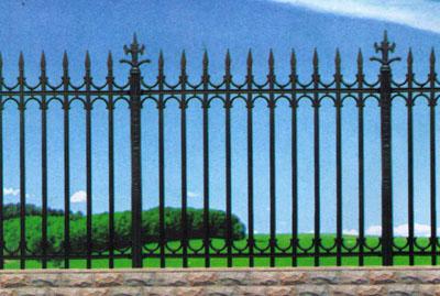 潍坊铸铁围墙