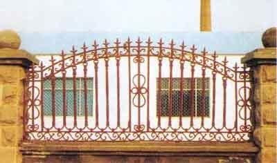 山东铸铁围墙