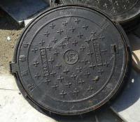 陕西铸铁井盖