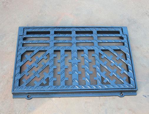 铸铁雨水口篦子