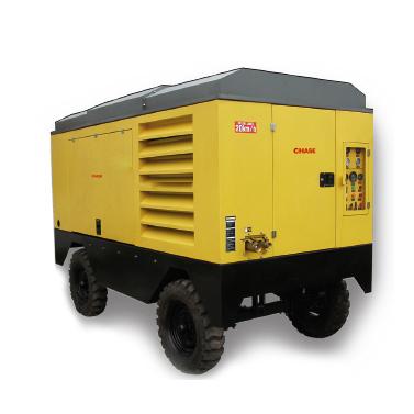 柴油移动螺杆式空气压缩机