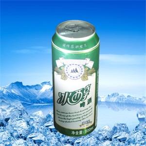 易拉罐啤酒配送