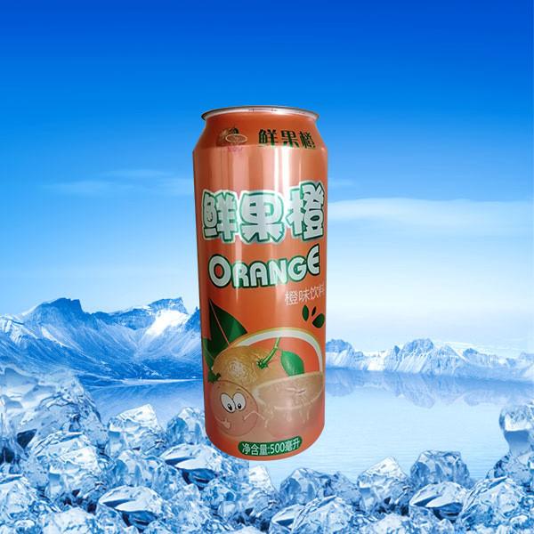 鲜果橙果味饮料