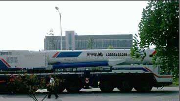 贵州汽车吊租赁