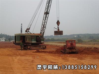 贵州大型强夯机