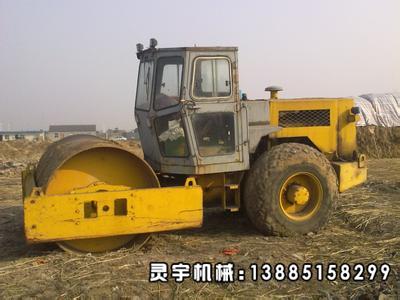 贵州重型压路机