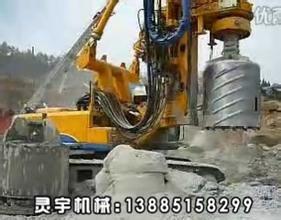 旋挖钻机租赁