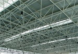 多层建筑框架钢结构