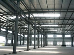 大型钢结构建筑工程