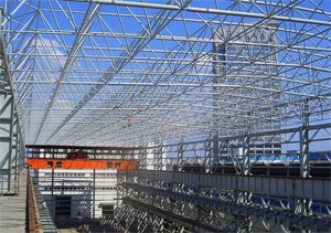 网架钢结构安装
