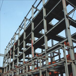 超高层钢结构工程