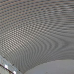 钢结构无梁拱制作