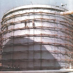 储油罐工程安装