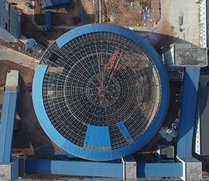 网架钢构工程