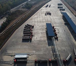 装卸车站安装工程