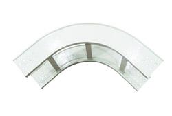 铝合金梯式圆弧垂直外弯