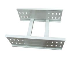铝合金梯式直通桥