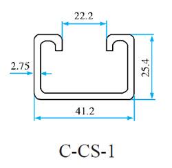 C型钢支撑系列