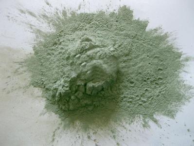 绿色碳化硅微粉